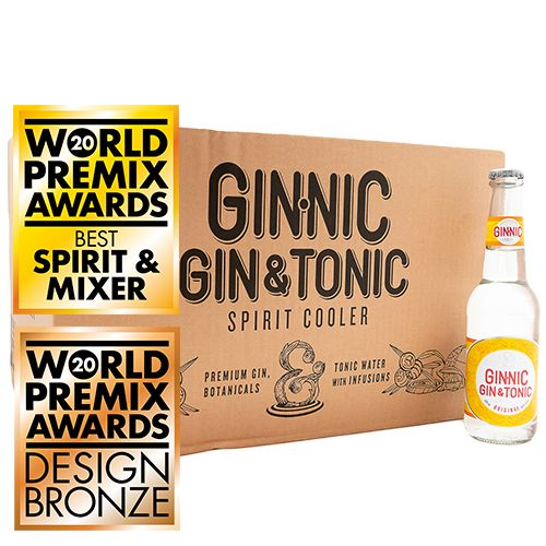Ginnic Original (24x275ml Case)