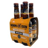 Muzzle Loader Weiss 4-Pack