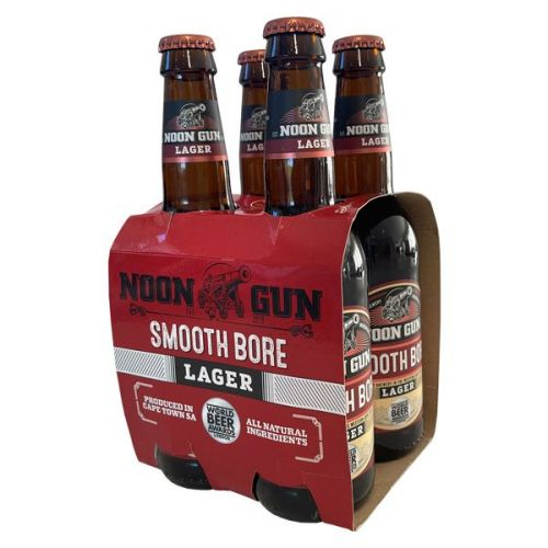 Smooth Bore Lager 4-Pack